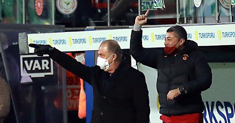 Fatih Terim: Diagne'nin gol atmaması sürpriz olur
