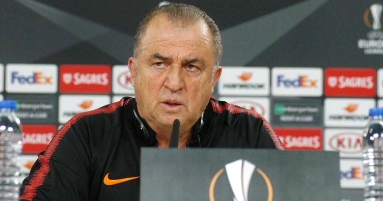 Fatih Terim: Benfica'nın hangi 11'le geleceğini çok fazla merak etmiyorum