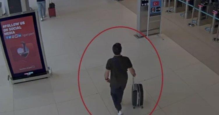 İstanbul Havalimanı'nda pırlanta operasyonu!