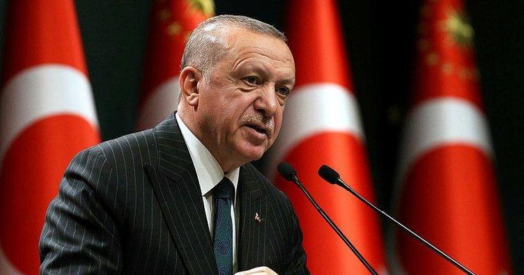 Erdoğan'dan 30 Ağustos mesajı: İstiklal ve istikbalmücadelemizbugün de devametmektedir