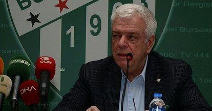 Türkiye'de bir ilk: Bursaspor'da Ali Ay ihraç edildi
