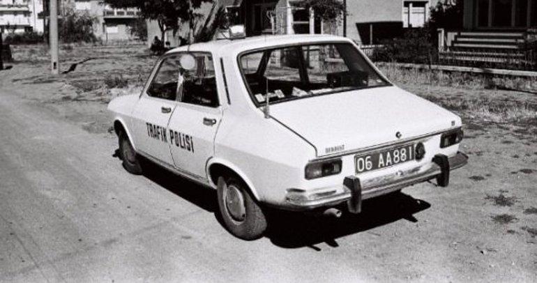 Türkiye'de kullanılan dünden bugüne polis otomobilleri