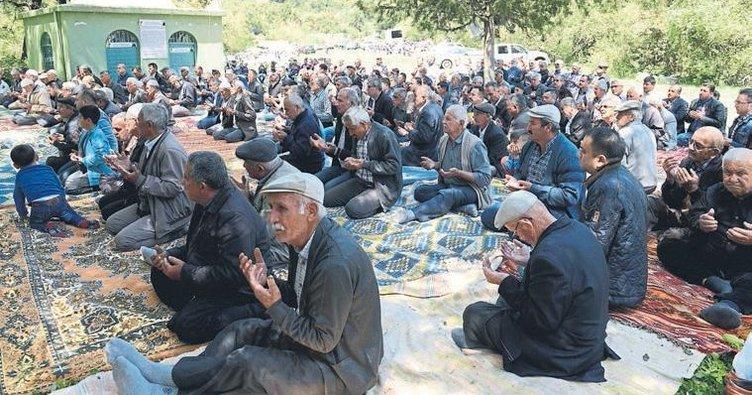 Kumluca'da asırlık gelenek yaşatılıyor