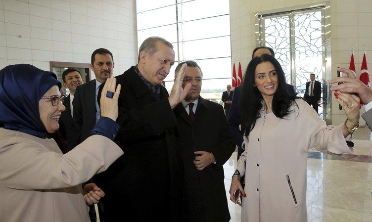 Oyuncu Murat Yıldırım, Cumhurbaşkanı Erdoğan'a teşekkür etti