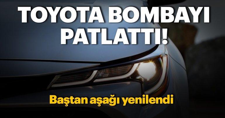 Karşınızda 2019 Toyota Corolla Hatchback