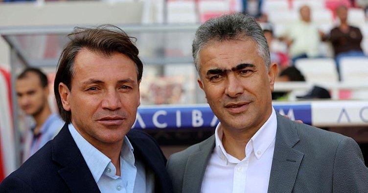 Tamer Tuna ve Mehmet Altıparmak'ın maç sonu açıklamaları