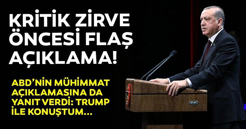 Başkan Erdoğan'dan son dakika İdlib ve Rusya açıklaması!