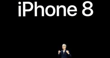 Dünyanın beklediği İphone 8 tanıtıldı! İphone 8 ne kadar?