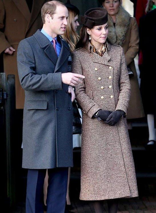 Kate Middleton'ın ilham veren hamilelik stili