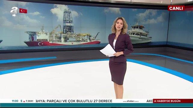 SON DAKİKA: Oruç Reis görev yerine ulaştı, Türkiye NAVTEX ilan etti! NAVTEX nedir?   Video