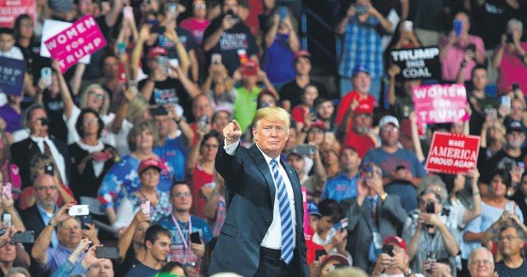 Trump için geri sayım başladı