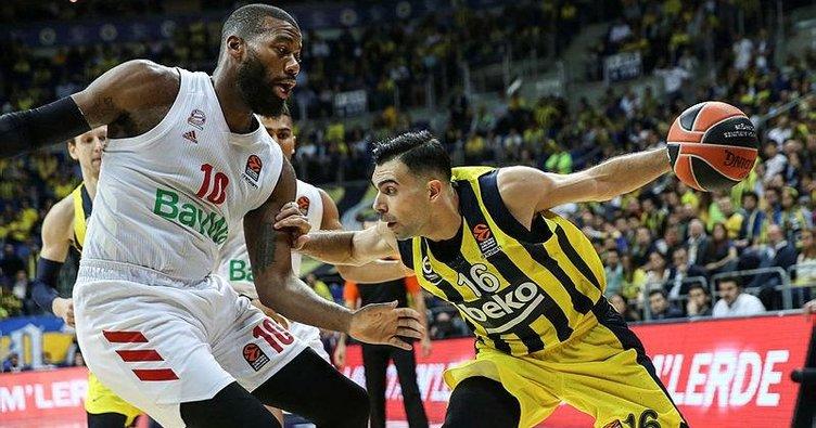 Fenerbahçe Beko, Avrupa'da galibiyeti hatırladı
