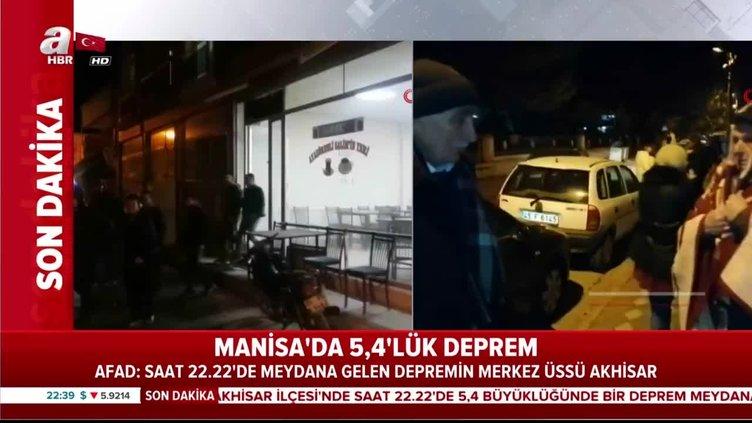 Manisa'daki deprem sonrası canlı yayında açıkladı: Başka depremler olacak mı?