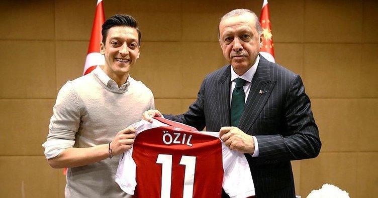 Mesut Özil için daha çok şey yapmalıydık
