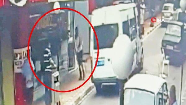 Osmaniye'deki bıçaklı dehşet kamerada! 1 ölü, 2 yaralı | Video