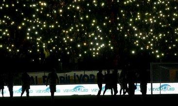 Statta elektrikler gitti maç bugüne ertelendi