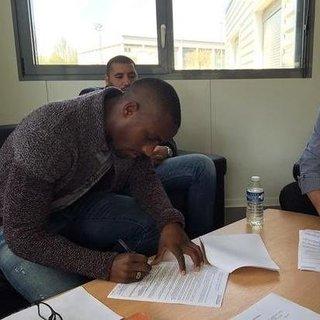 Galatasaray'da Lionel Carole, Strasbourg'a transfer oldu!
