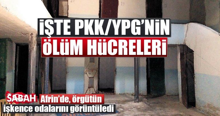 İşte PKK/YPG'nin ölüm hücreleri