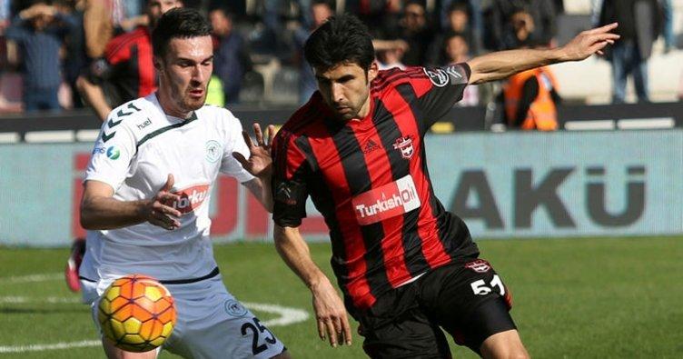 Konyaspor - Gaziantepspor maçı ne zaman saat kaçta hangi kanalda canlı yayınlanacak?