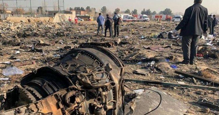İran füzeyle düşürdüğü Ukrayna uçağının karakutusunu Fransa'ya gönderdi