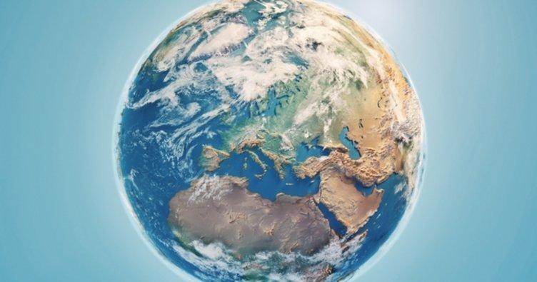 Dünya'nın yüzeyinde hangi katmanlar vardır, merkezinde ne bulunur? Kara katmanı nelerden oluşur?