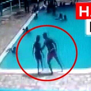Son dakika haber: Havuzda kan donduran anlar! 16 yaşındaki bir genç 15 yaşındaki arkadaşını...