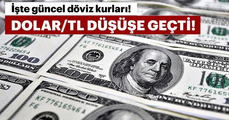Dolar/TL güne 5,25 seviyesinden düşüşle başladı! İşte güncel döviz kurları