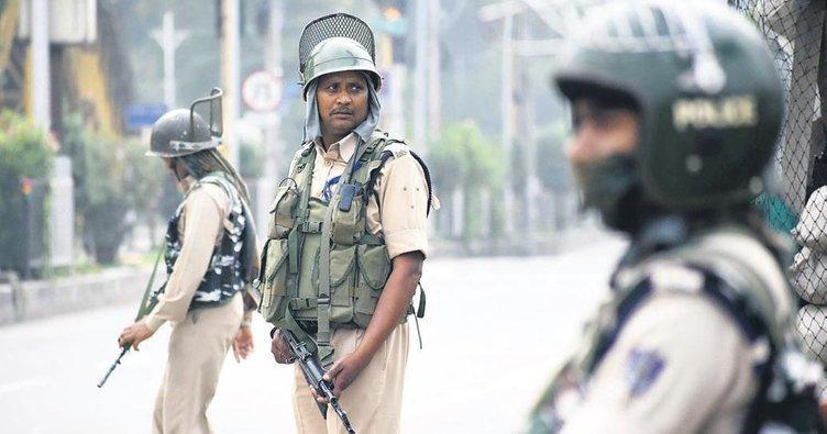 Hindistan'ın amacı Keşmir'i zorla topraklarına katmak