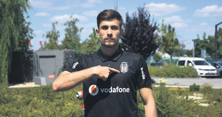 Beşiktaş'ta devam ediyorum