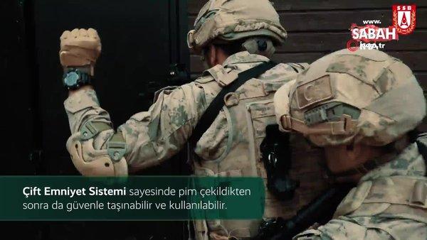 Yerli ve milli el bombası kutusu TSK'nın envanterine girmeye hazır | Video