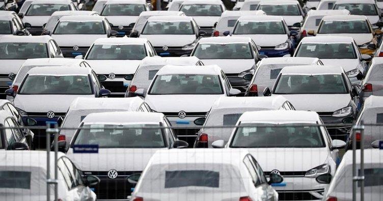 Volkswagen'e park yeri dayanmaz oldu