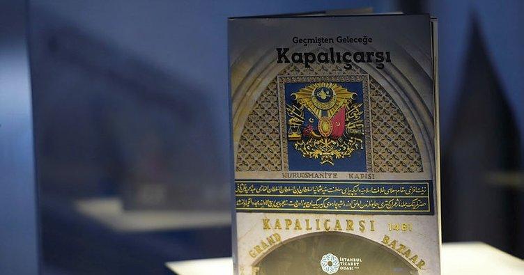 'Geçmişten Geleceğe Kapalıçarşı' kitabı yayınlandı
