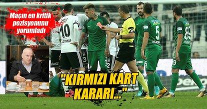 Ahmet Çakar: Kırmızı yanlış!
