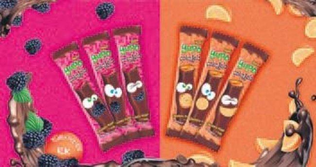 Şekerli çikolata