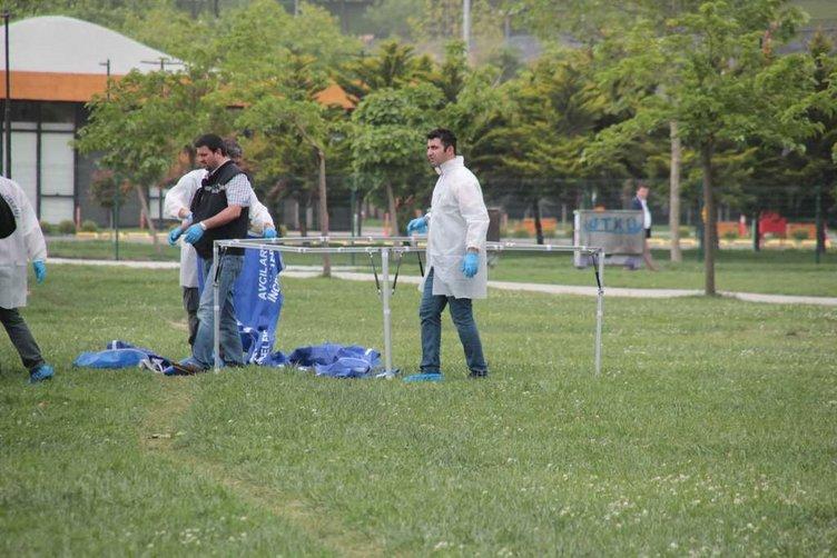 Avcılar'da kadın ceseti bulundu