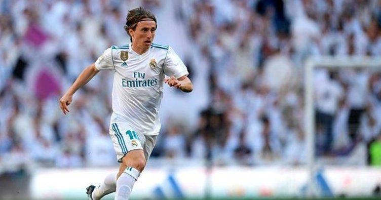 Real Madrid'de Luka Modric ve Gareth Bale, Galatasaray maçında yok