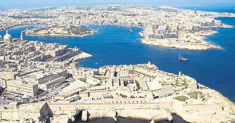 Akdeniz'in sevimli adası: Malta