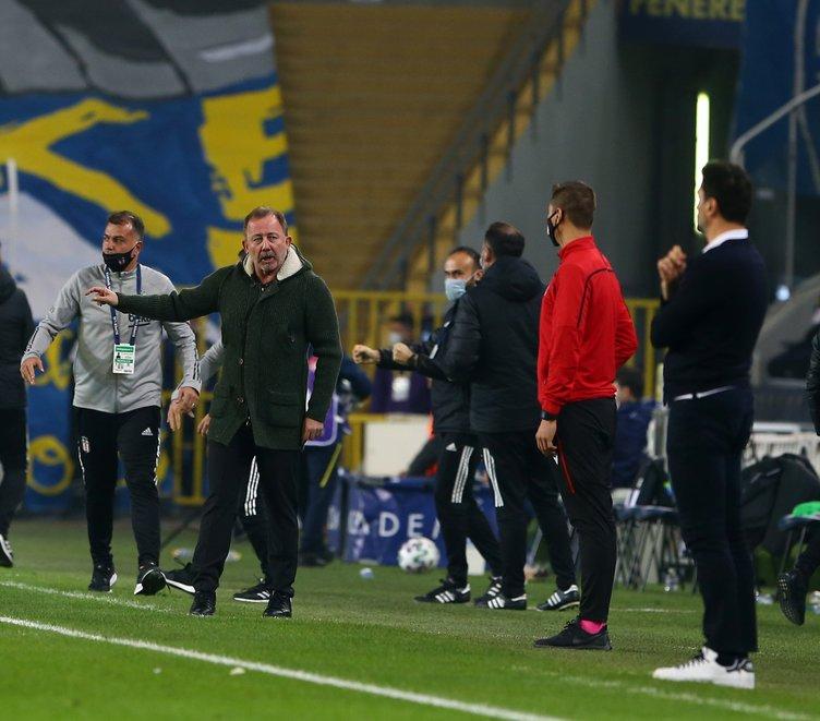 Beşiktaş Teknik Direktörü Sergen Yalçın'dan Fenerbahçe Teknik Direktörü  Erol Bulut'a gönderme!