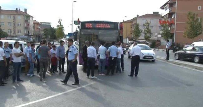 Sancaktepe'de silahlı saldırı!