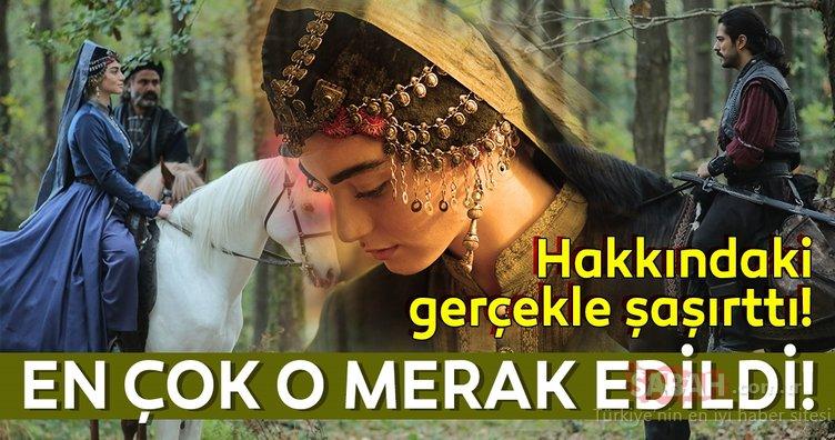 Kuruluş Osman'ın Bala Hatun'u Özge Törer'in yaşını duyan inanamadı! Kuruluş Osman oyuncusu Özge Törer bakın kaç yaşında...