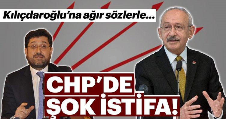 Son dakika: Murat Hazinedar CHP'den istifa etti