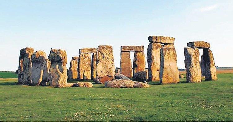 Stonehenge'i Türkler yaptı!