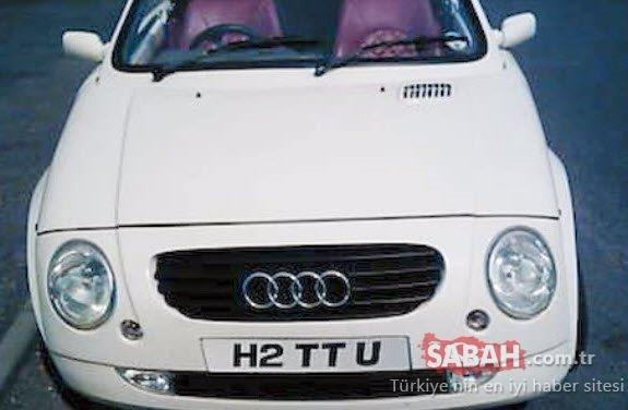 İnsanın gözünü kanatan taklit arabalar! Dışı Bugatti içi Suzuki...