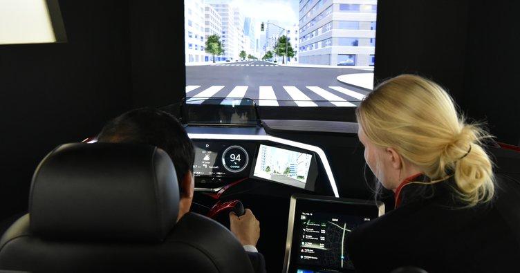 Mitsubishi'den sürücüsüz araç kullanımı için yeni teknolojiler