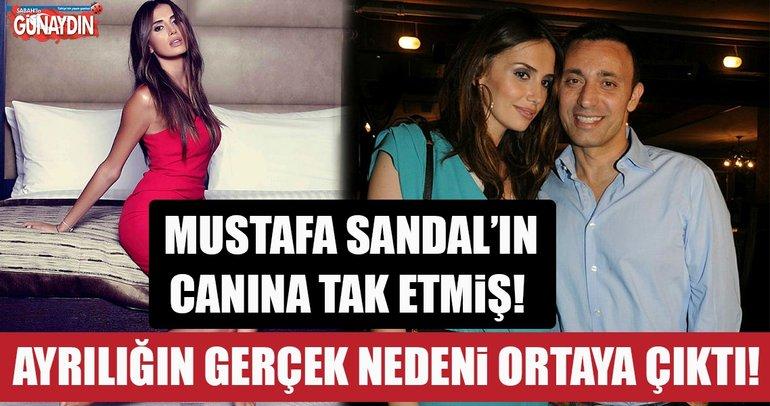 Mustafa Sandal ve Emina Sandal neden ayrılıyor?