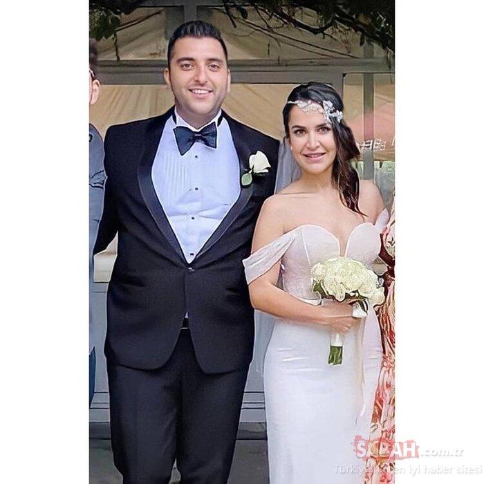 MasterChef Duygu yaşadığı ihanet ile sarsılmıştı! Nişanlısı ile barışan MasterChef Duygu Acarsoy evlendi! İşte MasterChef Duygu'nun nikahından kareler...