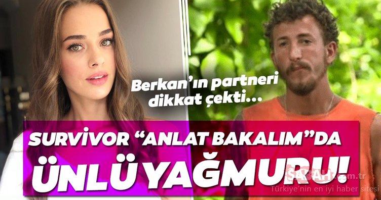 Survivor Berkan'ın partneri Bensu Soral oldu! Anlat Bakalımda Berkan'ın eşi olan Bensu Soral kimdir, kaç yaşında, hangi dizilerde oynadı?