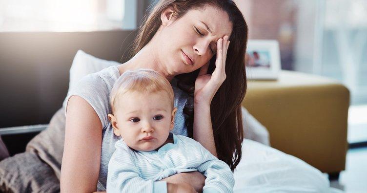 Doğum sonrası depresyon ile başa çıkmanın yolları!