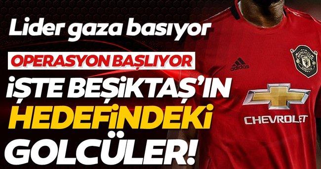 Son dakika: Beşiktaş'ta transfer operasyonu başladı! Mandzukic olmadı hedefte Ighalo ve milli yıldız var!