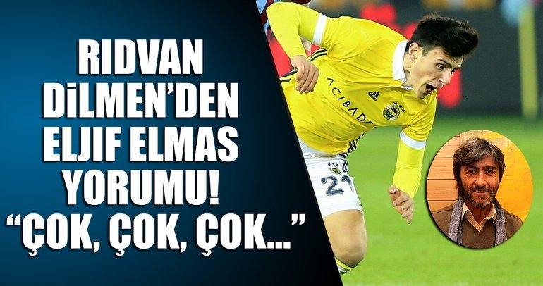 Rıdvan Dilmen'den Trabzonspor-Fenerbahçe değerlendirmesi